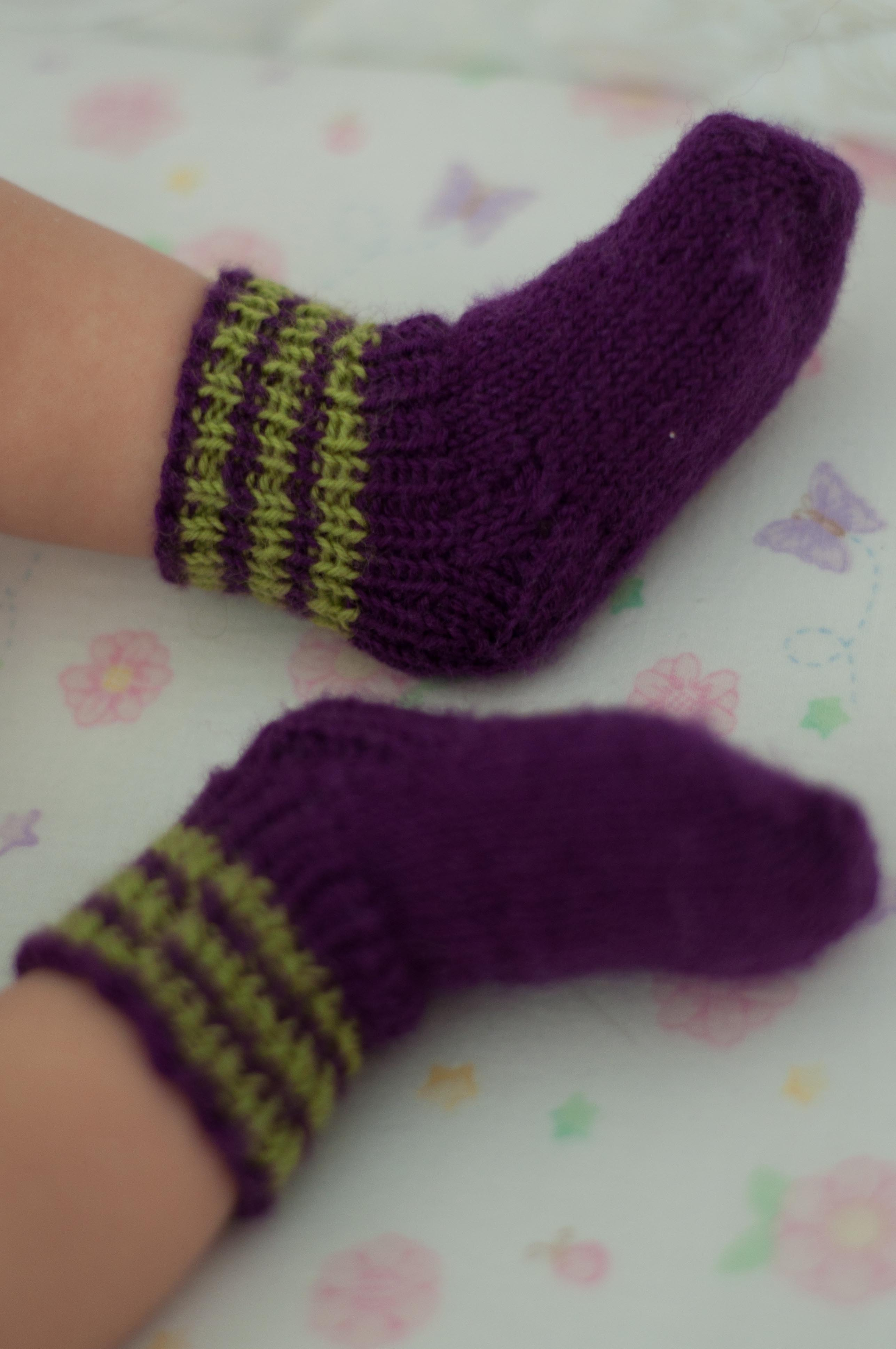 Free Knitting Patterns For Leftover Sock Yarn : yarn leftovers knit the hell out