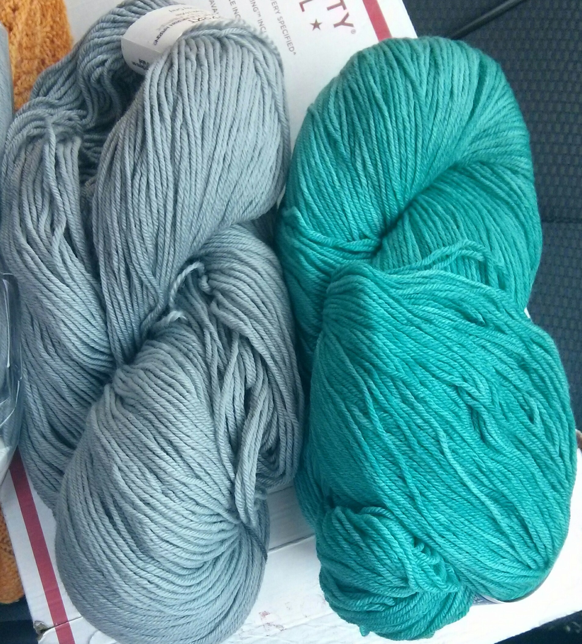 Blue Moon Fiber Arts Knit The Hell Out